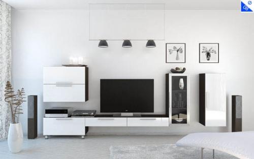 модульная мебель для гостиной фортуна 6